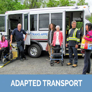 Adapted transport