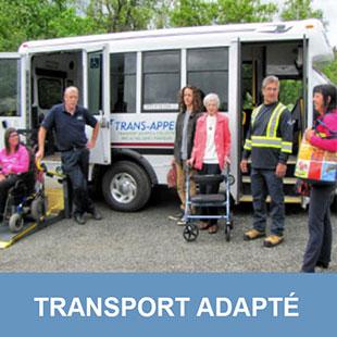 Transport adapté | Trans-Appel