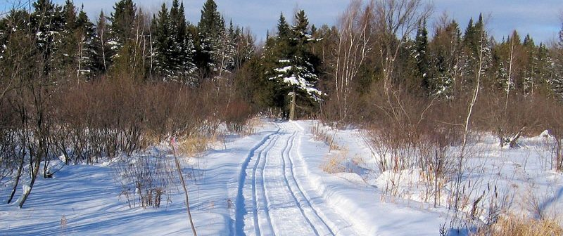 Canton de Valcourt (hiver)