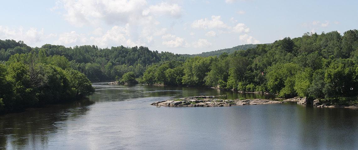 Rivière Saint-François (Windsor)